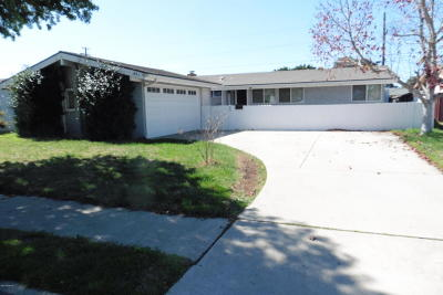 Santa Barbara County Single Family Home For Sale: 421 N Daisy Street
