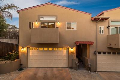 Pismo Beach Single Family Home For Sale: 441 Ocean View Avenue #103