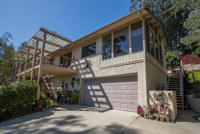 Solvang Single Family Home For Sale: 1865 Old Mission Drive