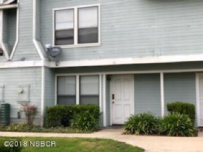 Santa Maria Single Family Home For Sale: 311 Lolita Lane #D