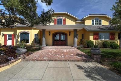 Santa Ynez Single Family Home For Sale: 3060 Calle Bonita Road