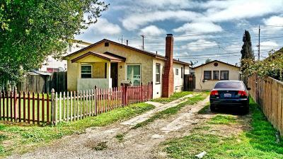 Lompoc Single Family Home For Sale: 530 N G Street