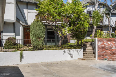 Solvang Single Family Home For Sale: 1643 Laurel Avenue