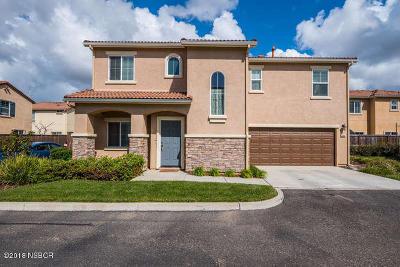 Lompoc Single Family Home For Sale: 2062 Green Ridge Circle