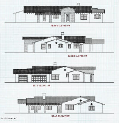 Santa Barbara County Single Family Home For Sale: 1210 Hager Lane