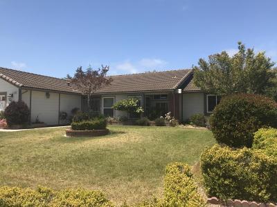 Santa Maria Single Family Home For Sale: 5435 Del Norte Way