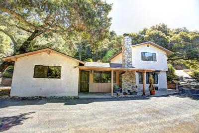 Santa Maria CA Single Family Home For Sale: $719,000