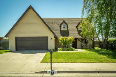 Santa Maria Single Family Home For Sale: 422 El Cerrito