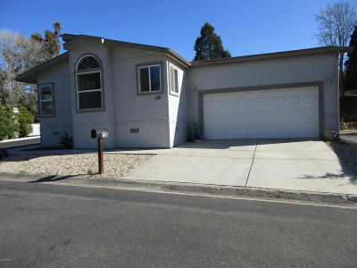 Santa Maria Single Family Home For Sale: 295 N Broadway Street #136