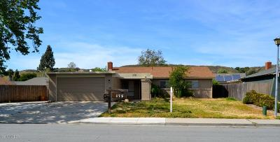 Ballard, Buellton, Los Alamos, Los Olivos, Santa Ynez, Solvang Single Family Home For Sale: 175 2nd Street