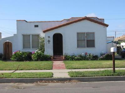 Santa Maria Multi Family Home For Sale: 706 E Central Avenue