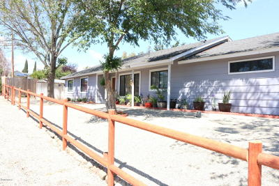 Santa Ynez Single Family Home For Sale: 1158 Tyndall Street