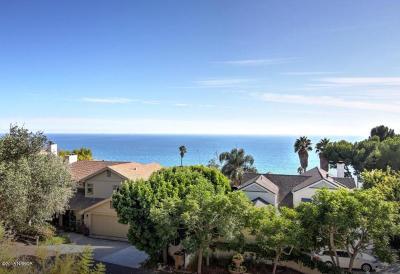 Santa Barbara County Single Family Home For Sale: 2535 Whitney Avenue