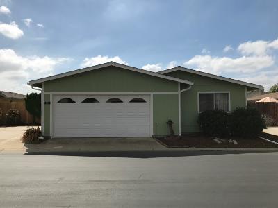 Santa Maria Single Family Home For Sale: 1606 Via Tropico