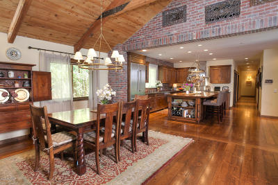 Solvang Single Family Home For Sale: 1598 Oak Street