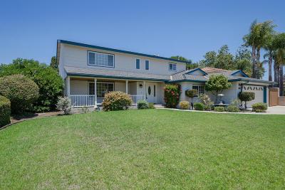 Santa Maria Single Family Home For Sale: 485 Meadowbrook Drive