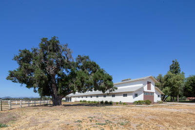Santa Ynez Single Family Home For Sale: -0- Hwy 154