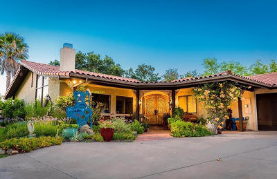 Santa Ynez Single Family Home For Sale: 3251 Short Road
