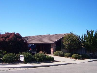 Lompoc Single Family Home For Sale: 4376 Rigel Avenue