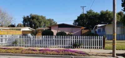 Santa Maria Single Family Home For Sale: 228 Fleming Lane