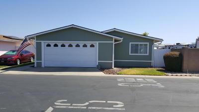Santa Maria Single Family Home For Sale: 1615 Via Ynez