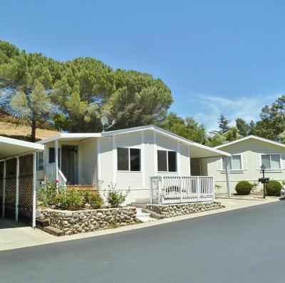 Solvang Single Family Home For Sale: 78 Alta Vista