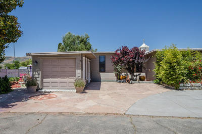 Santa Maria Single Family Home For Sale: 355 S Pacific Street