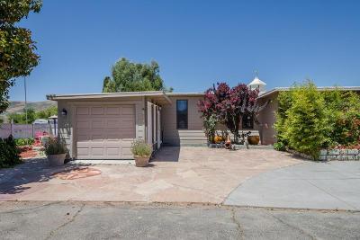 Santa Maria CA Single Family Home For Sale: $437,777