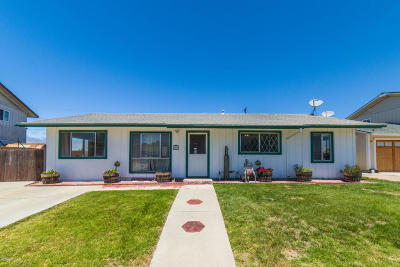 Lompoc Single Family Home For Sale: 408 Milky Way
