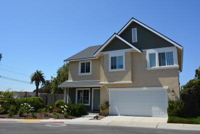 Lompoc Single Family Home For Sale: 1445 Crown Circle
