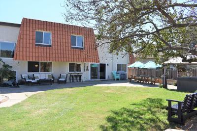 Santa Maria Single Family Home For Sale: 2762 Ocotillo Avenue