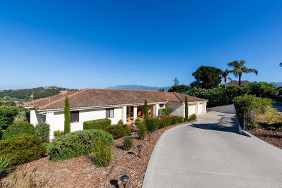 Solvang Single Family Home For Sale: 654 Ivy Lane