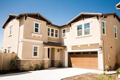 Santa Maria Single Family Home For Sale: 1118 Fox Field Lane