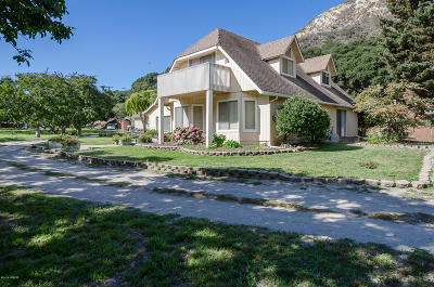 Lompoc Single Family Home For Sale: 901 San Miguelito Road