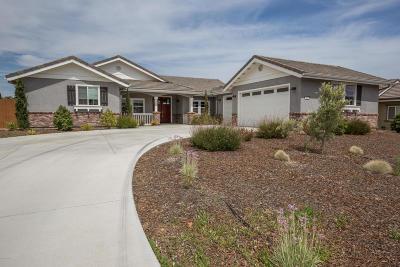 Solvang Single Family Home For Sale: 622 Valley Oak Road