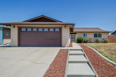Lompoc Single Family Home For Sale: 1209 W Cherry Avenue