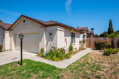Nipomo Single Family Home For Sale: 309 Sunnyslope Lane