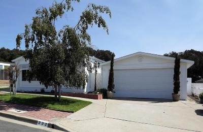 San Luis Obispo County Single Family Home For Sale: 232 Encino Lane