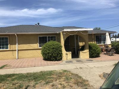 Lompoc Single Family Home For Sale: 531 N O Street