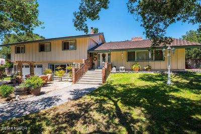 Lompoc Single Family Home For Sale: 259 St Andrews Way