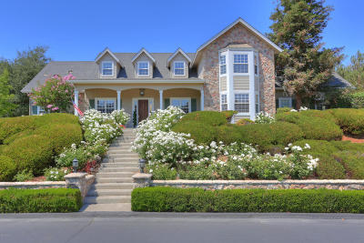 Solvang Single Family Home For Sale: 945 Old Ranch Road