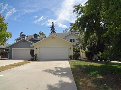 Santa Maria Single Family Home For Sale: 132 Valley View Drive