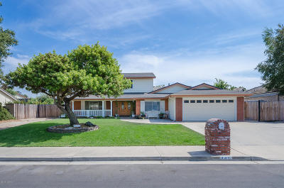 Santa Maria Single Family Home For Sale: 946 Old Mill Lane