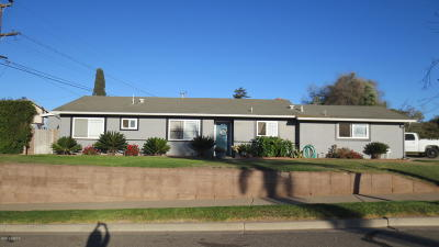 Santa Maria CA Single Family Home For Sale: $429,000