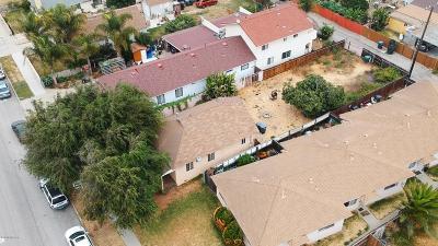 Lompoc Single Family Home For Sale: 420 N K Street