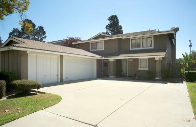 Santa Maria CA Single Family Home For Sale: $327,000