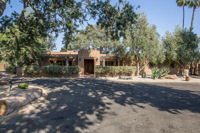 Santa Ynez Single Family Home For Sale: 1460 Calzada Avenue