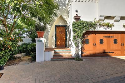 Santa Barbara County Single Family Home For Sale: 4384 Modoc Road