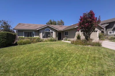 Solvang Single Family Home For Sale: 1417 Aarhus Drive