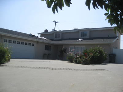 Lompoc Single Family Home For Sale: 301 S 2nd Street